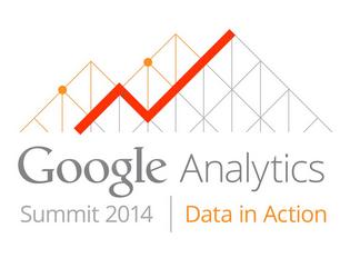 구글 애널리틱스 서밋 (Google Analytics Summit 2014)