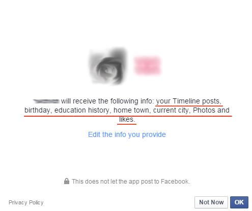 페이스북 API