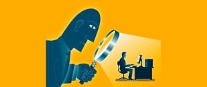 온라인 사생활 침해